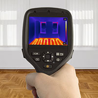 Full Energy Audits Using Thermal-Imaging