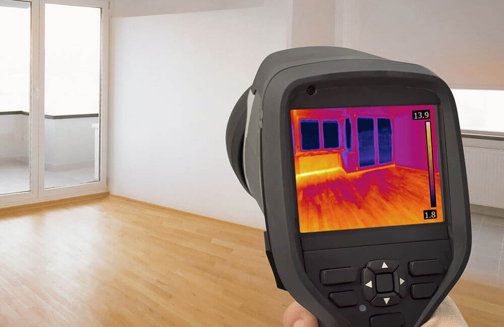 Four Benefits of Thermal Imaging in Home Inspections