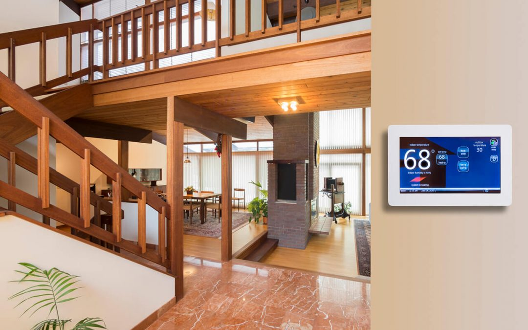 heat your home efficiently with a programmable thermostat
